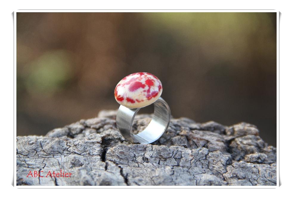 Ringtop elfenbein Beere