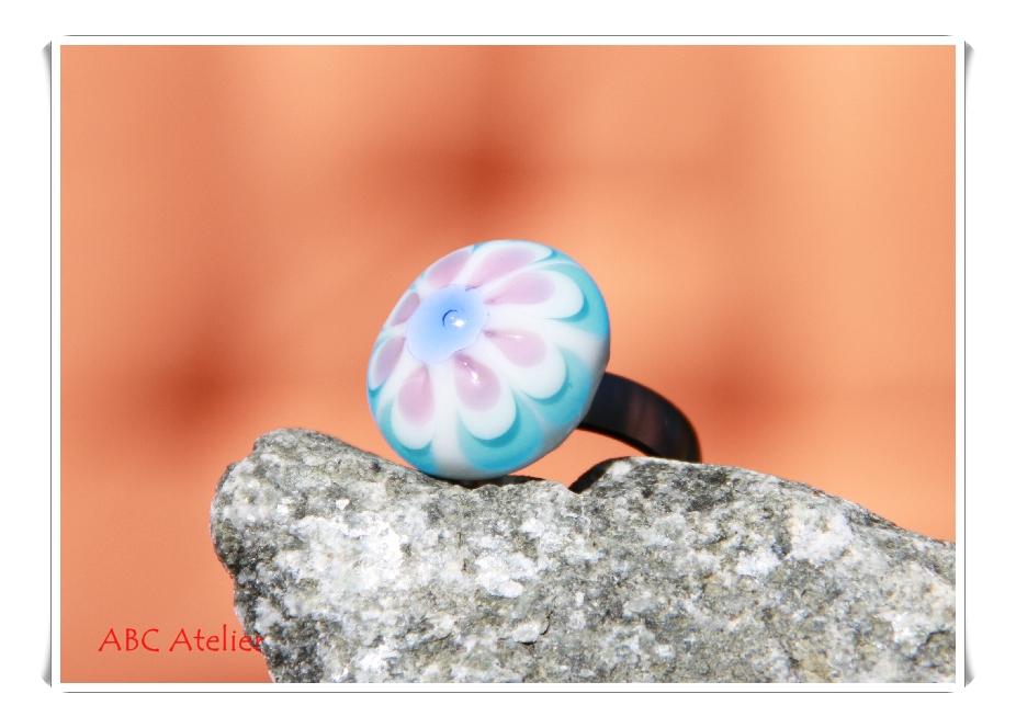 pastell Mandalablümchen